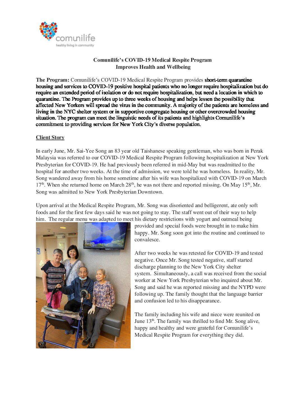 Mr. Song's Medical Respite Story rsw v1